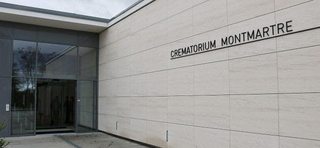 crématorium montmartre