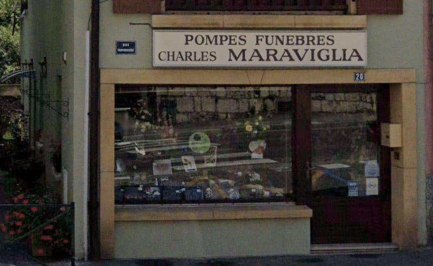 Photographie de la Pompes Funèbres Maraviglia