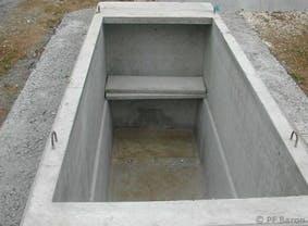 caveau funéraire