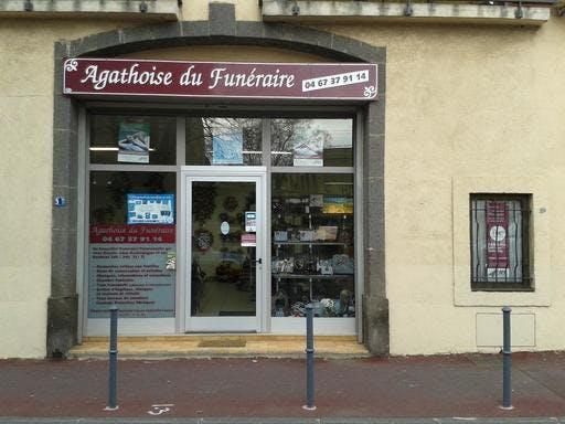 Photo de la Pompe Funèbre Agathoise Du Funéraire