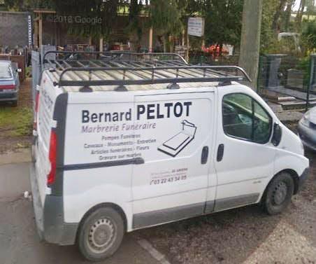 Photo de la Pompe Funèbre PELTOT