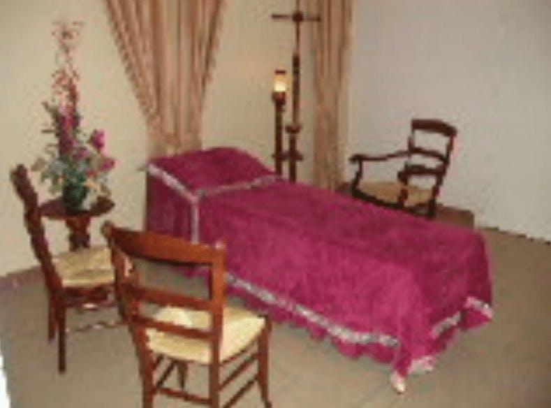 Photographie de la Chambre funéraire Guimbaud