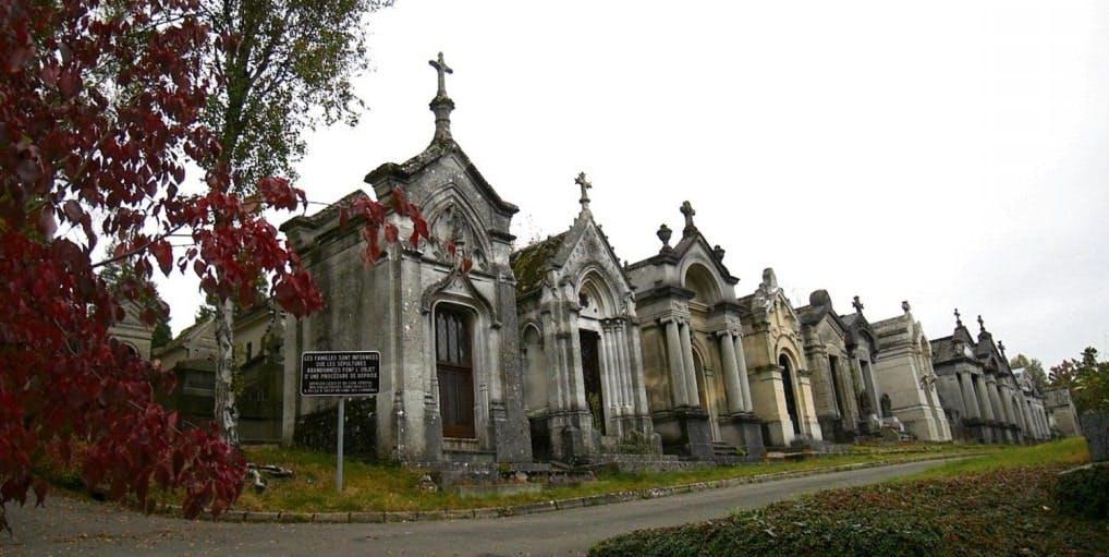 Cimetière Rouen - meilleures pompes funebres