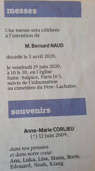 carnet du jour Figaro