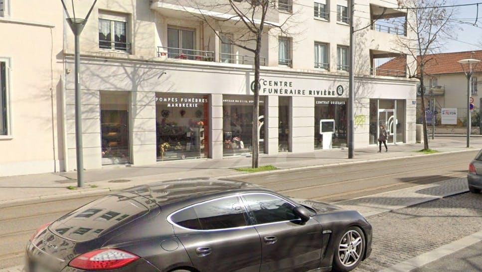 Photographie Centre funéraire Rivière de Lyon
