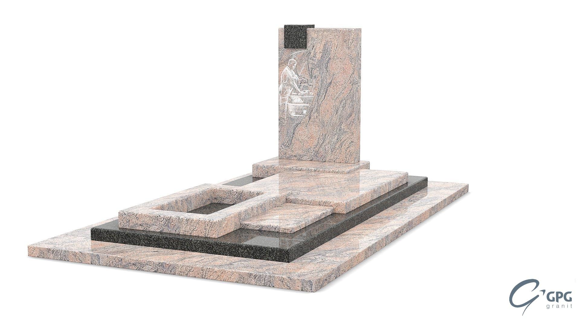 monument avec stèle