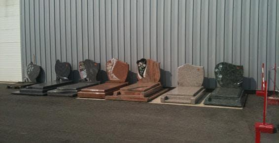 Photo de la Pompe Funèbre Marbrerie Pompes Funèbres de la Côtière (SAS)