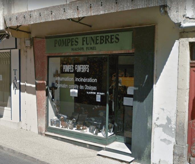 Photographie Pompes Funèbres Fumel de La Grand-Combe