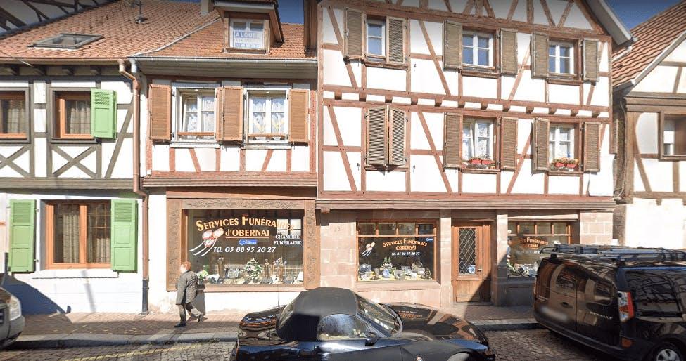 Photographie de Services Funéraires d'Obernai