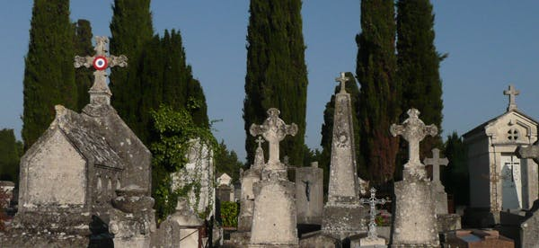 cimetière saumur