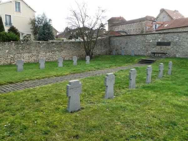 Cimetière de la ville Saint- Germain-en-Laye - meilleures-pompes-funebres