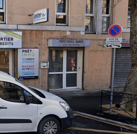 Photographie Agence Funéraire Internationale d'Aix-en-Provence