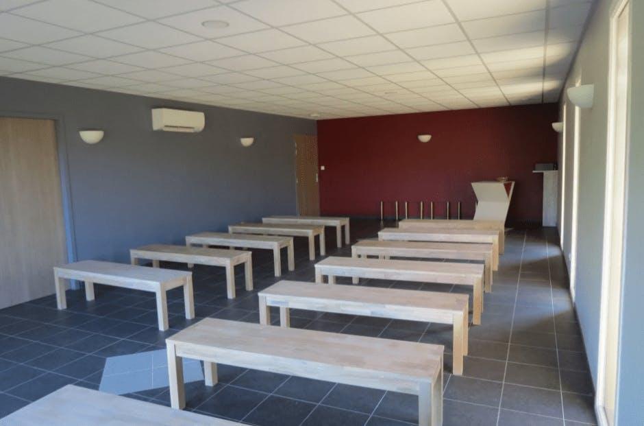 Photographie de Funérarium du Sancerrois
