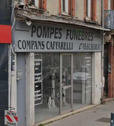Photographie Pompes Funèbres COMPANS CAFFARELLI de Toulouse