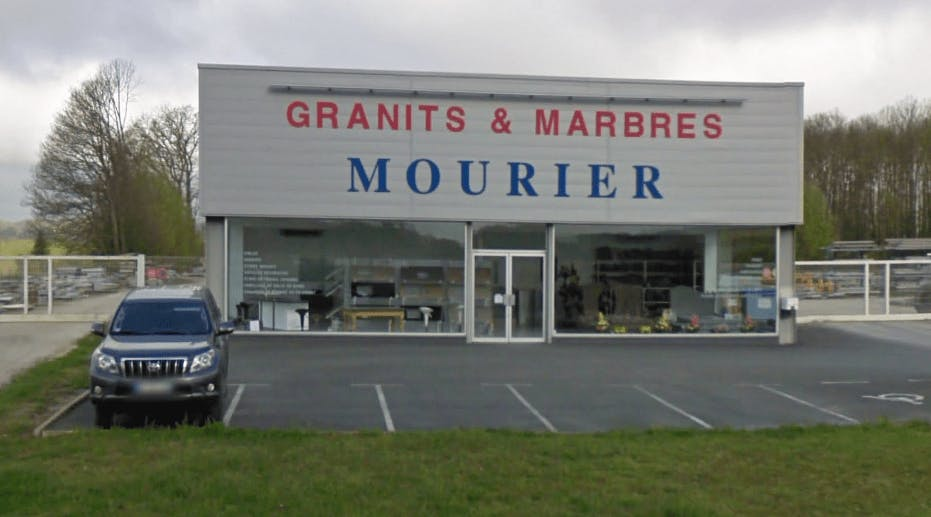 Photographie Granits Et Marbres Mourier Creuse de La Souterraine