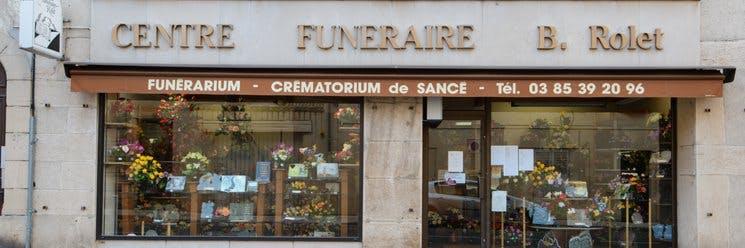 Photo de la Pompe Funèbre CENTRE FUNERAIRE - BERNARD ROLET