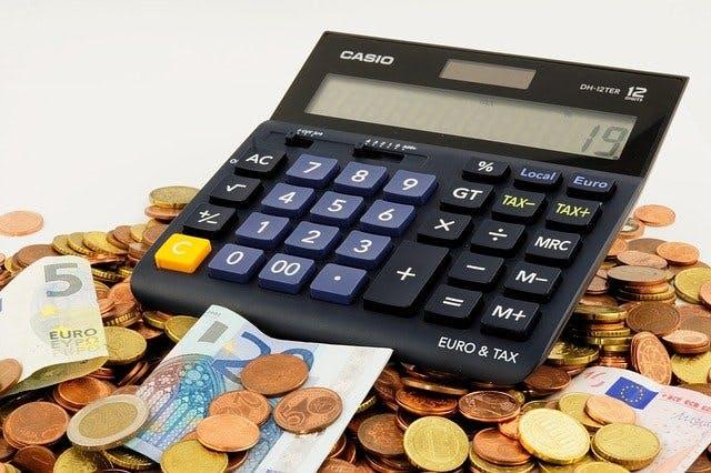 euro et calculateur