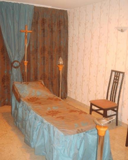 Photographie de la Chambre Funéraire Bidal (25)