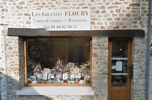 Photo de la Pompe Funèbre Les Granits FLOURY