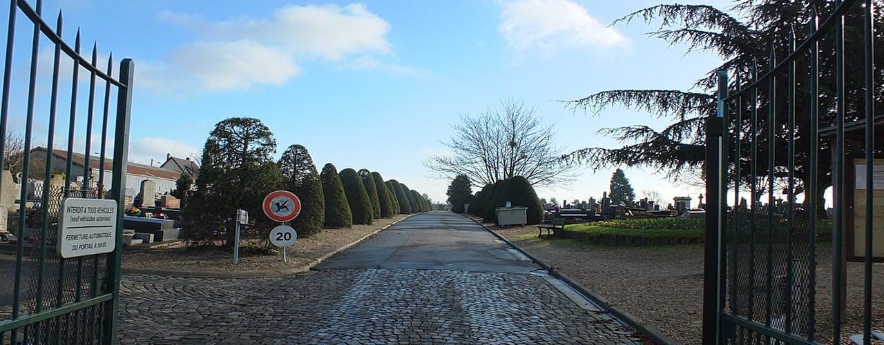 Cimetière Sartrouville - meilleures-pompes-funebres