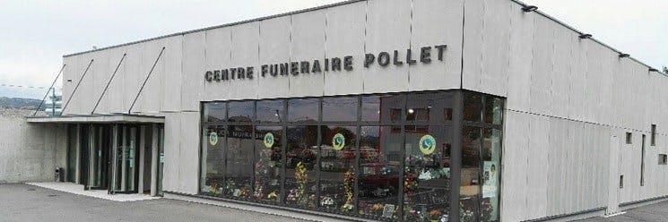 Photo de la Pompe Funèbre Centre Funéraire POLLET