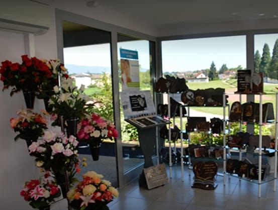Photo de la Pompe Funèbre Albanais Centre Funéraire SARL
