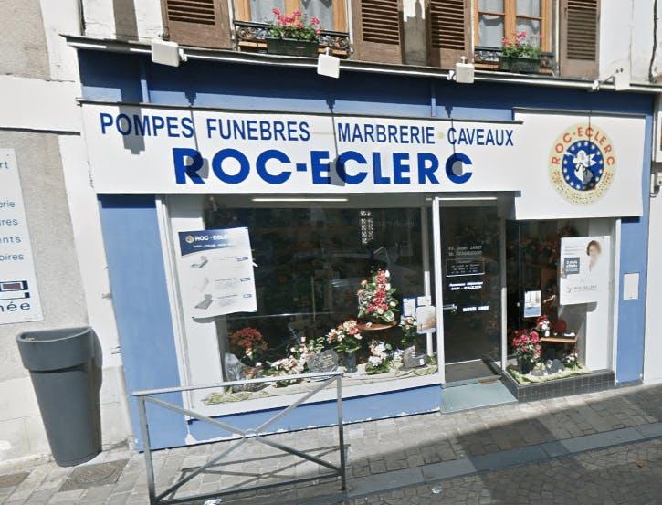 Photographie Pompes Funèbres Roc-Eclerc de La Châtre