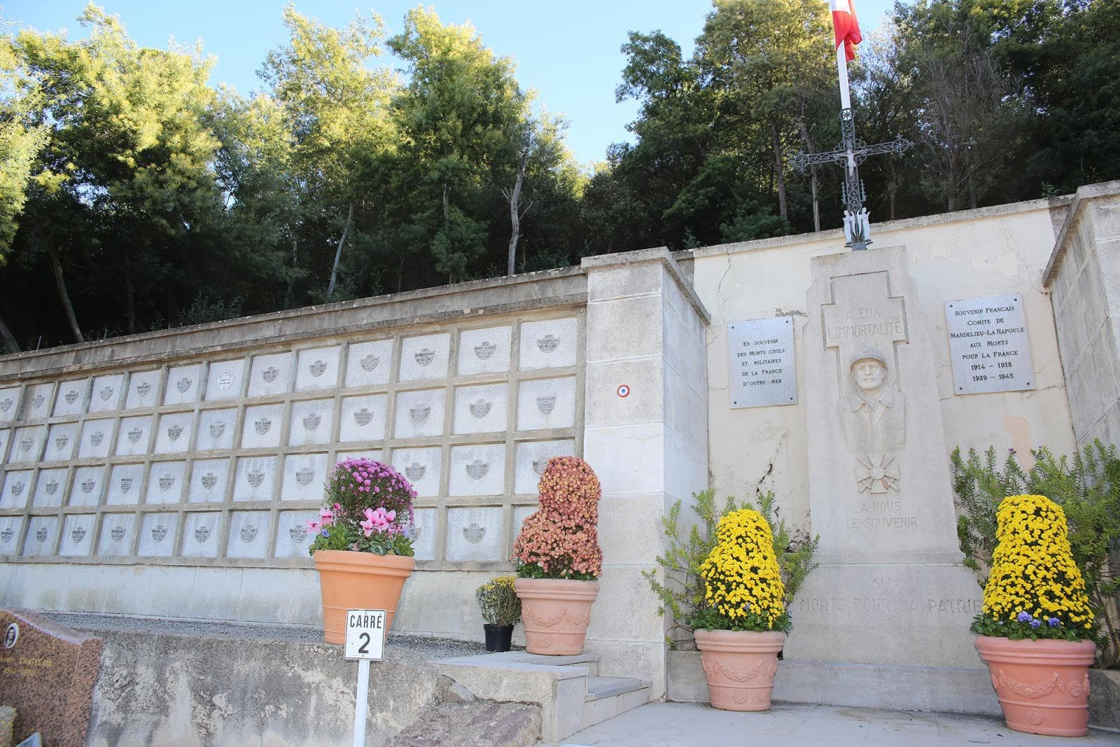cimetière mandelieu la napoule