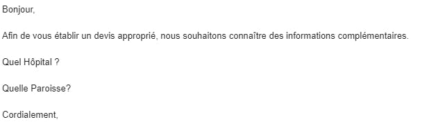 Faiblesses mails PF Paris avril 2021