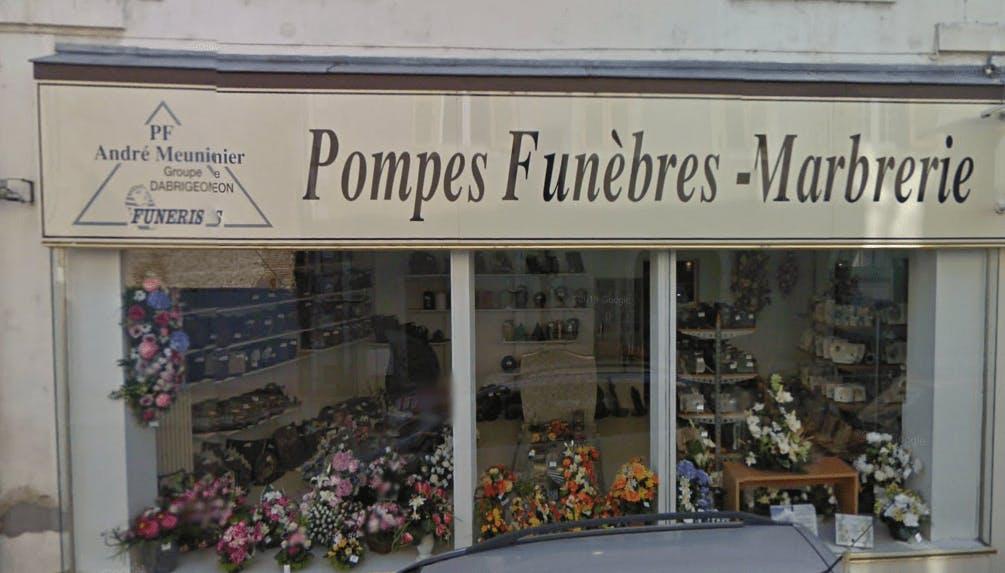 Photographie de la Pompes Funèbres Meunier - FUNERIS