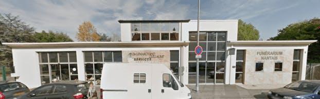 Photo de la Pompe Funèbre Ets Guy Lemarchand Services Funéraires