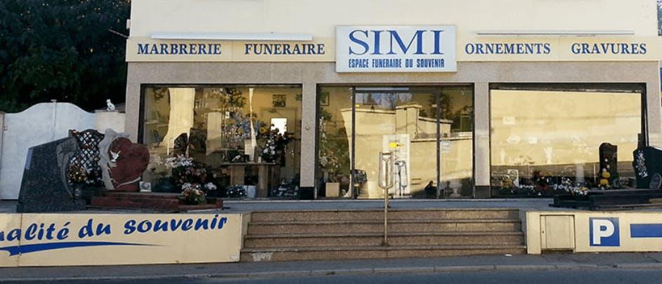 Photographie de la Marbrerie Simi