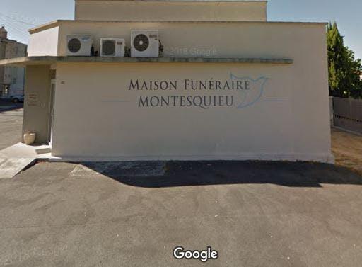 Photo de la Chambre funéraire Charentaise