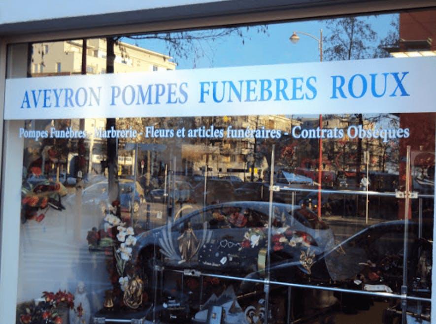 Photographie Aveyron Pompes Funèbres Roux Henri Spinelli & Lionel Diaz de Rodez