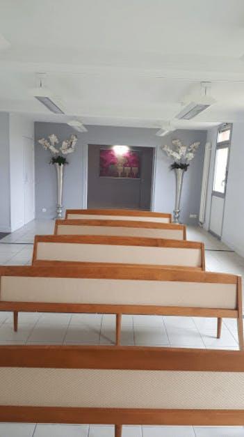 Photographie de la Chambre funéraire Nicolas Cousin