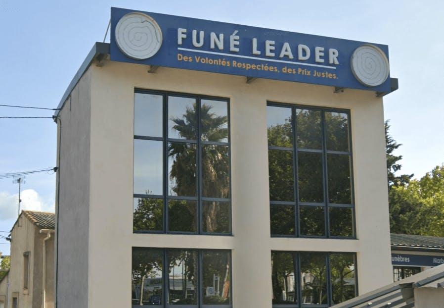 Photographie Pompes Funèbres Funé Leader de Nîmes
