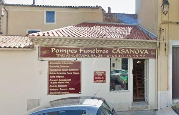 Photo de la Pompe Funèbre POMPES FUNEBRES CASANOVA