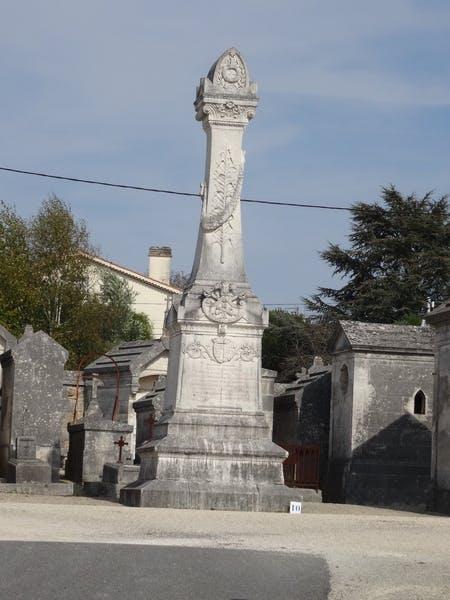 cimetière angouleme