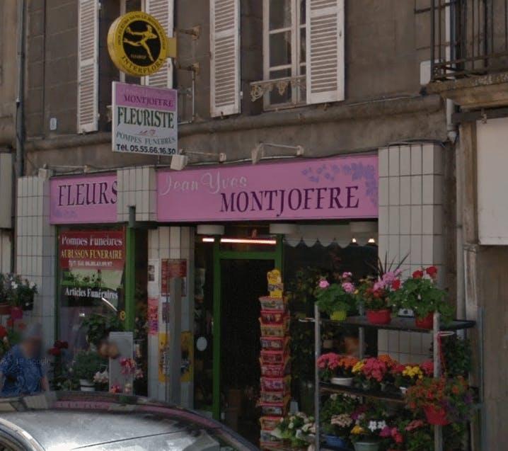 Photographie de la Pompes Funèbres Montjoffre Jean-Yves