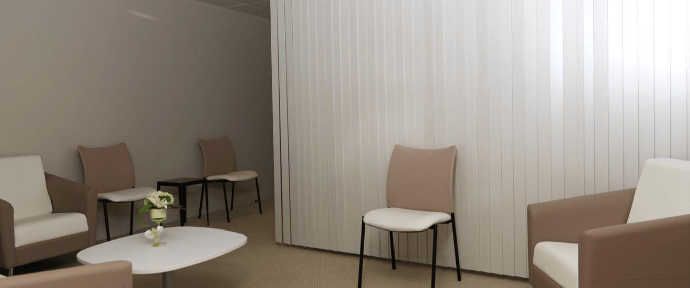 Photographie de la Chambre Funeraire Carrara
