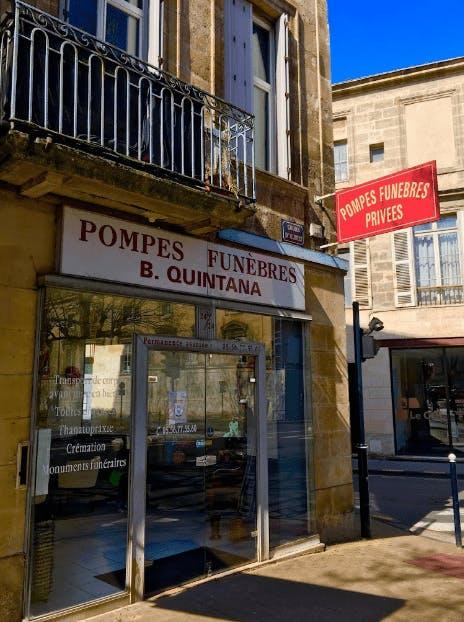Photographie de Pompes Funèbres Quintana B.