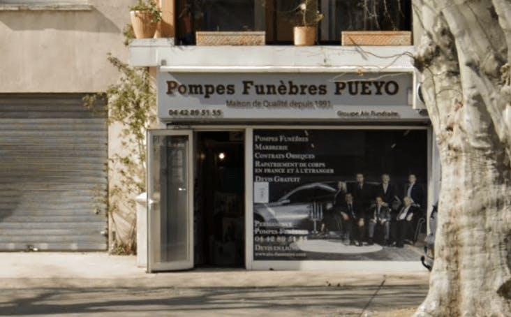 Photographie de Pompes Funèbres et Marbrerie Puyeo