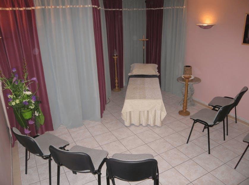 Photographie de la Chambre funéraire Goupil