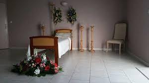Présentation salon funéraire de la Chambre funéraire Medous