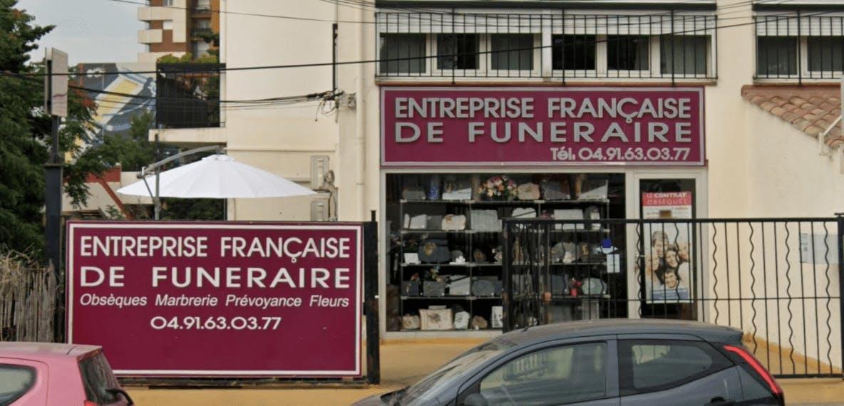 Photographie de l'Entreprise Française de Funéraire