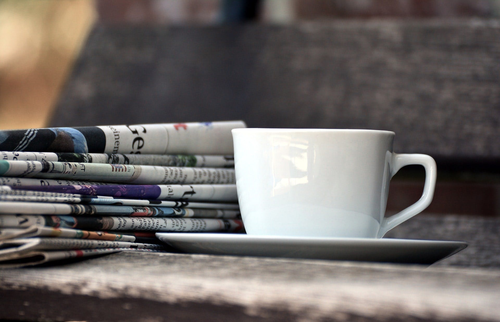 news-papers-and-coffee