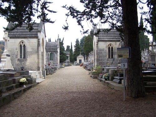 cimetière poitiers