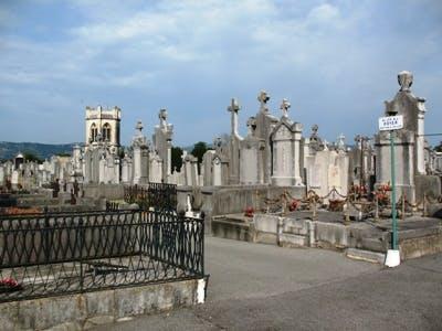 cimetière valence
