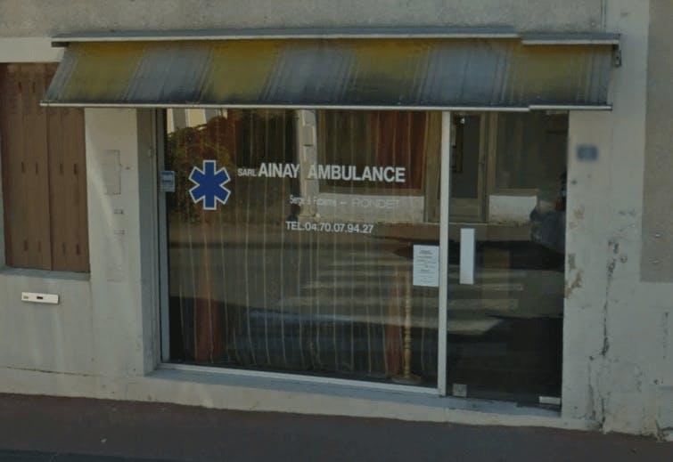 Photo de la Pompe Funèbre Ets: Ainay Ambulance Sarl