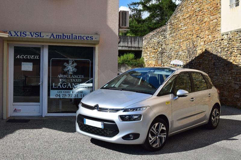 Photo de la Pompe Funèbre Ambulances Taxis Laganier